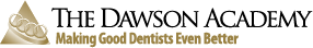 The Dawson Academy dental ce provider