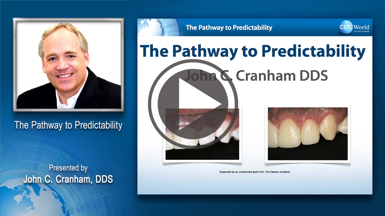 Pathways to Predictable Dentistry